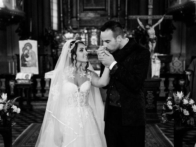 Il matrimonio di Fabio e Denise a Parma, Parma 205
