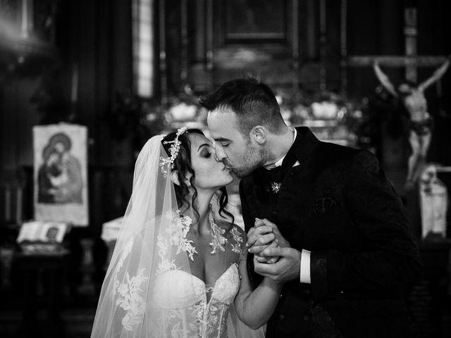 Il matrimonio di Fabio e Denise a Parma, Parma 207