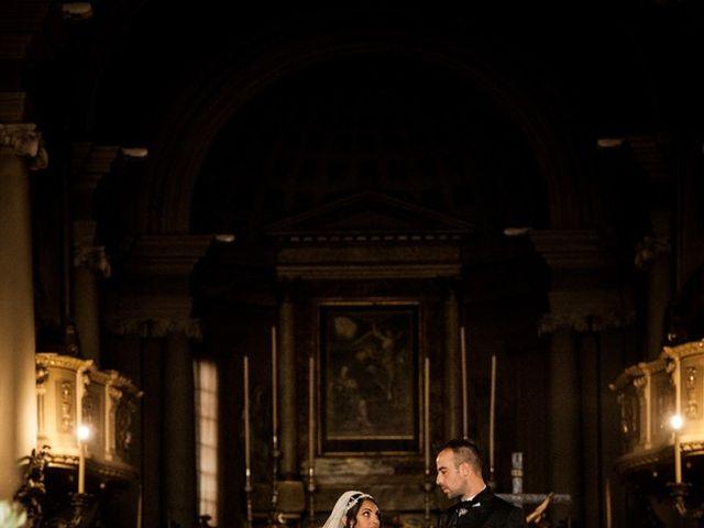 Il matrimonio di Fabio e Denise a Parma, Parma 210
