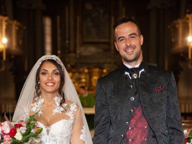 Il matrimonio di Fabio e Denise a Parma, Parma 211