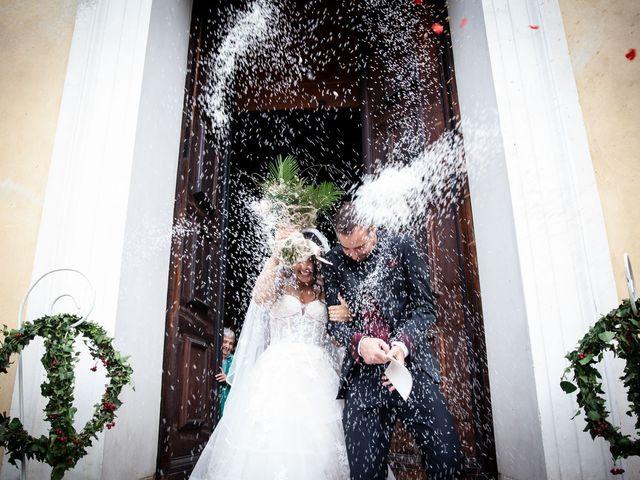 Il matrimonio di Fabio e Denise a Parma, Parma 214
