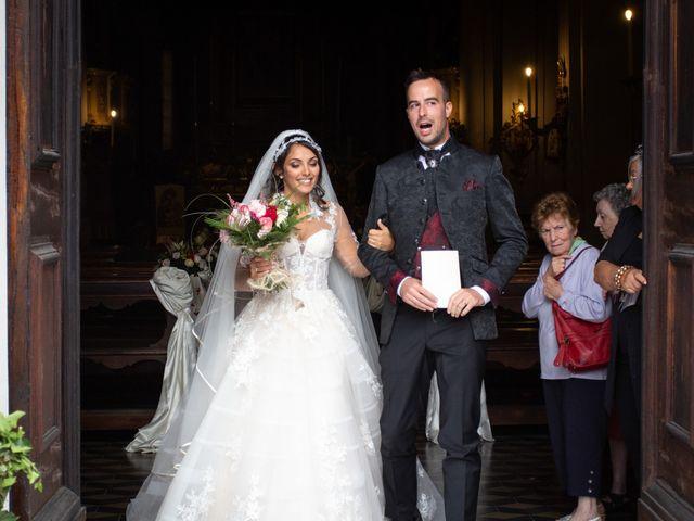 Il matrimonio di Fabio e Denise a Parma, Parma 215