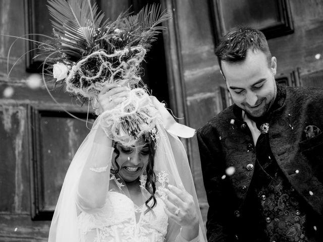 Il matrimonio di Fabio e Denise a Parma, Parma 217