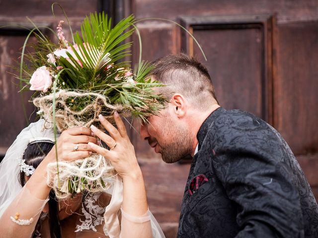 Il matrimonio di Fabio e Denise a Parma, Parma 218