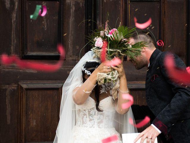 Il matrimonio di Fabio e Denise a Parma, Parma 219