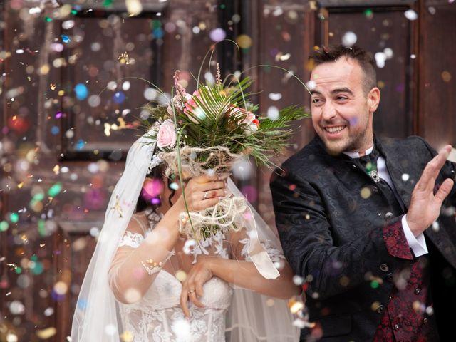 Il matrimonio di Fabio e Denise a Parma, Parma 222