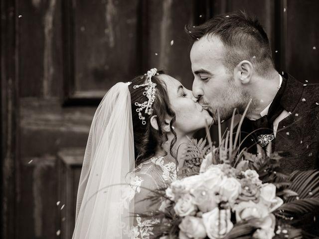 Il matrimonio di Fabio e Denise a Parma, Parma 223
