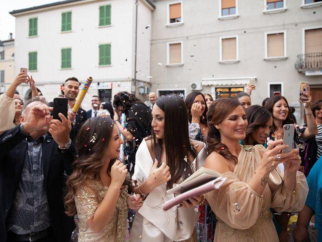 Il matrimonio di Fabio e Denise a Parma, Parma 224