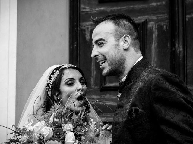 Il matrimonio di Fabio e Denise a Parma, Parma 225
