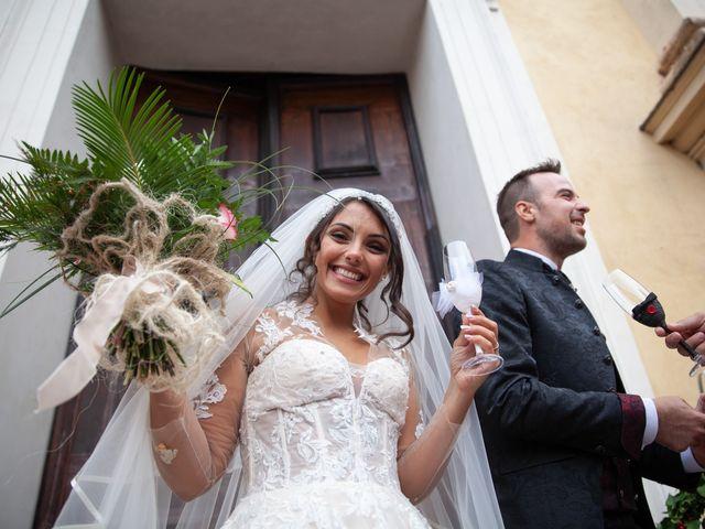 Il matrimonio di Fabio e Denise a Parma, Parma 226