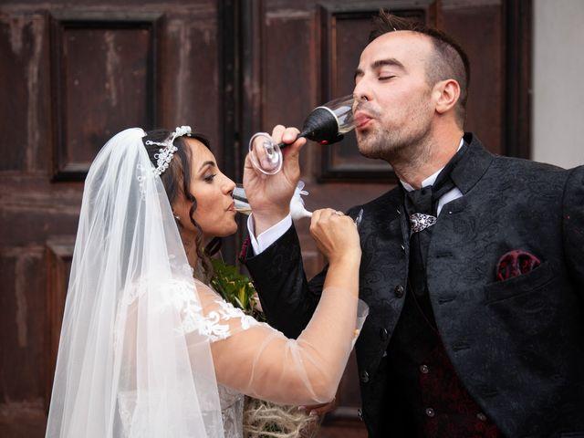 Il matrimonio di Fabio e Denise a Parma, Parma 227