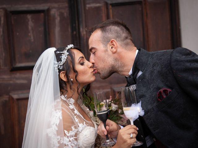 Il matrimonio di Fabio e Denise a Parma, Parma 228