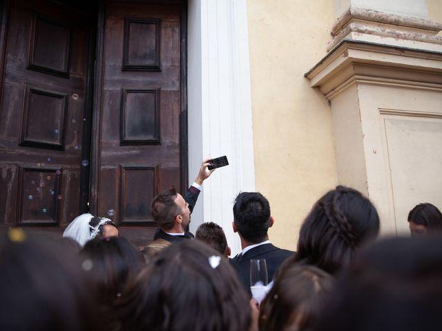 Il matrimonio di Fabio e Denise a Parma, Parma 231