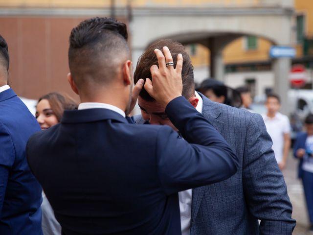 Il matrimonio di Fabio e Denise a Parma, Parma 235