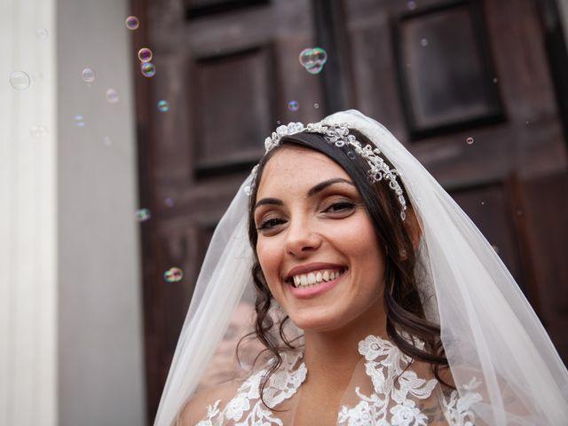 Il matrimonio di Fabio e Denise a Parma, Parma 244