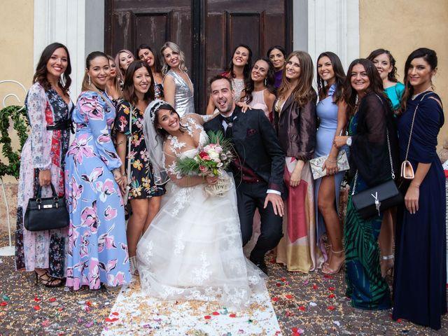 Il matrimonio di Fabio e Denise a Parma, Parma 248