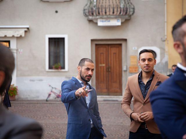 Il matrimonio di Fabio e Denise a Parma, Parma 249