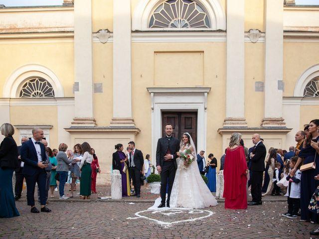 Il matrimonio di Fabio e Denise a Parma, Parma 252