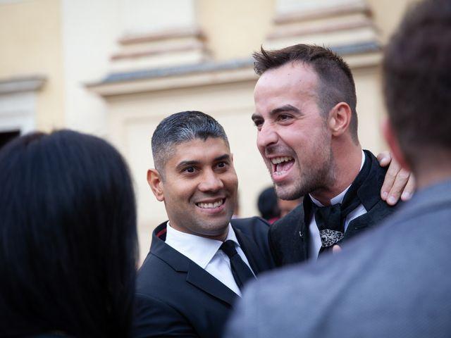 Il matrimonio di Fabio e Denise a Parma, Parma 254