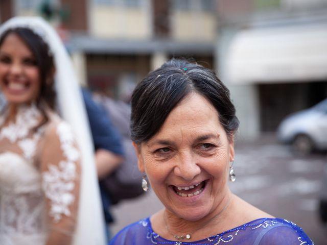 Il matrimonio di Fabio e Denise a Parma, Parma 255