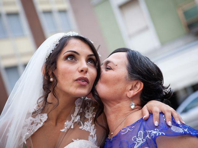 Il matrimonio di Fabio e Denise a Parma, Parma 256