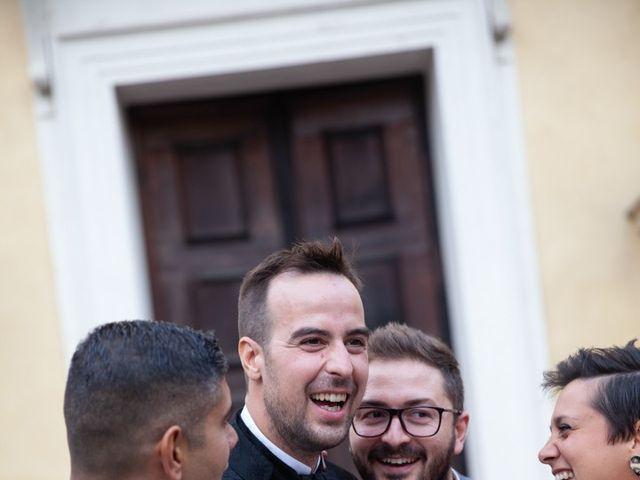 Il matrimonio di Fabio e Denise a Parma, Parma 257