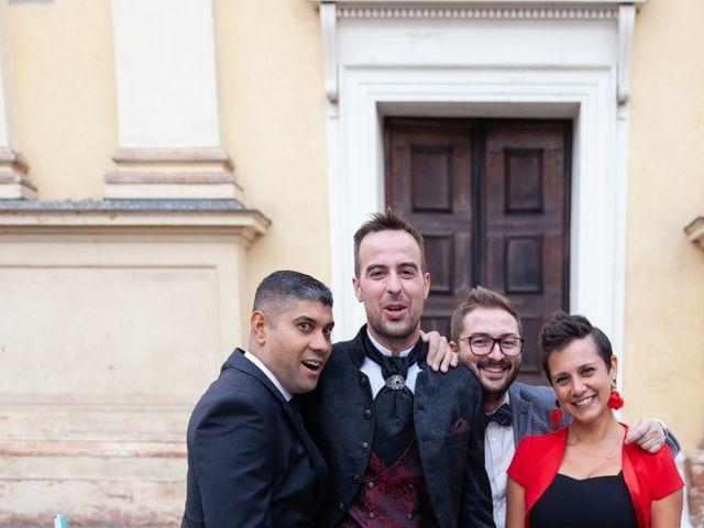 Il matrimonio di Fabio e Denise a Parma, Parma 258