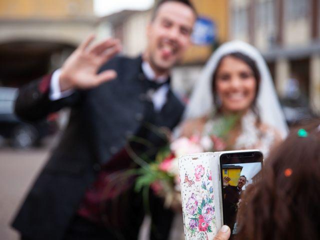 Il matrimonio di Fabio e Denise a Parma, Parma 259