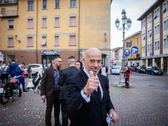 Il matrimonio di Fabio e Denise a Parma, Parma 260