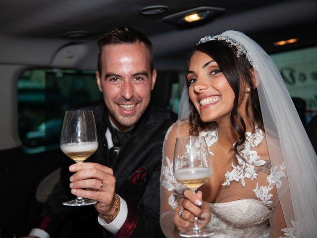 Il matrimonio di Fabio e Denise a Parma, Parma 261
