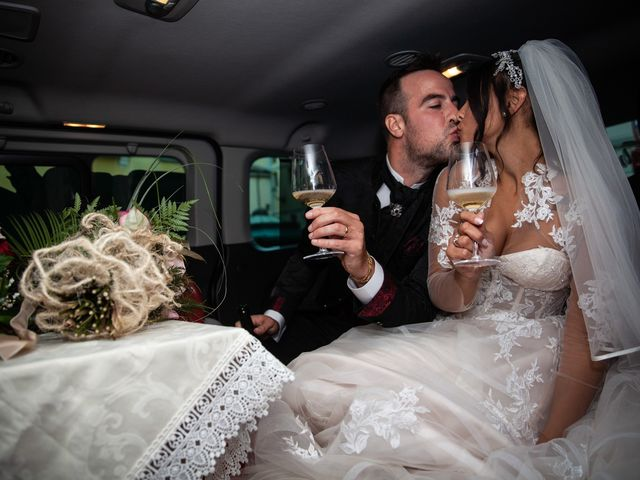 Il matrimonio di Fabio e Denise a Parma, Parma 262