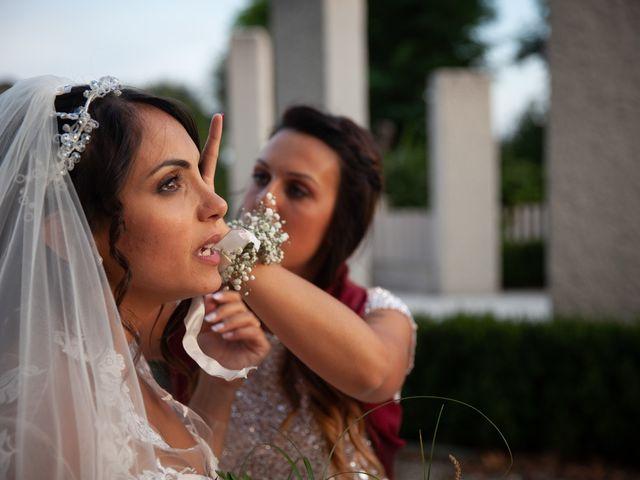 Il matrimonio di Fabio e Denise a Parma, Parma 263