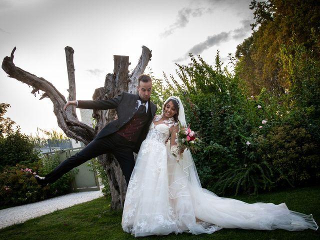 Il matrimonio di Fabio e Denise a Parma, Parma 267