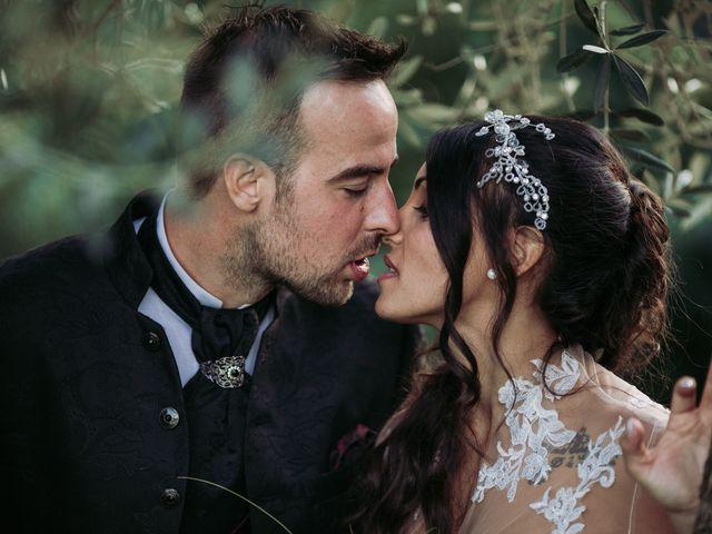 Il matrimonio di Fabio e Denise a Parma, Parma 273