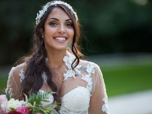 Il matrimonio di Fabio e Denise a Parma, Parma 274