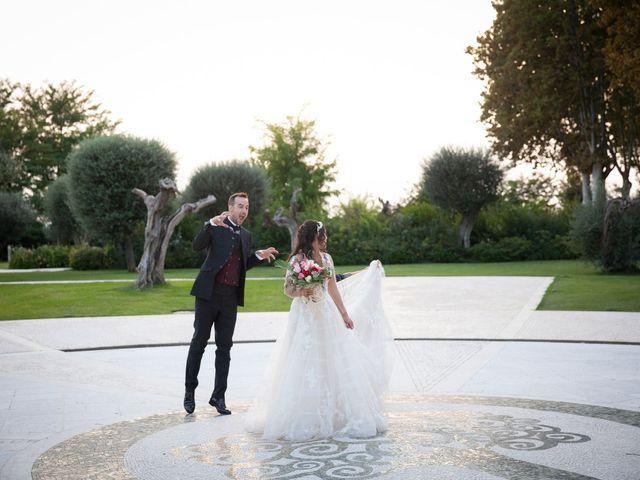 Il matrimonio di Fabio e Denise a Parma, Parma 278