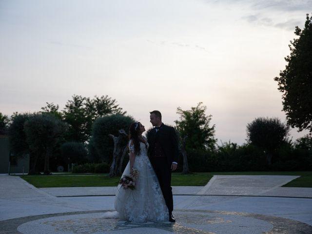 Il matrimonio di Fabio e Denise a Parma, Parma 279