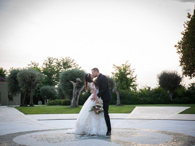 Il matrimonio di Fabio e Denise a Parma, Parma 280