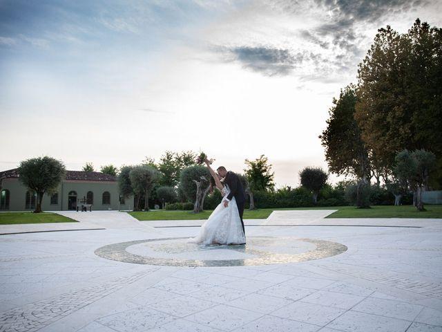 Il matrimonio di Fabio e Denise a Parma, Parma 281