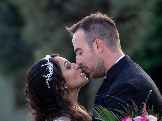 Il matrimonio di Fabio e Denise a Parma, Parma 282