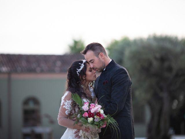 Il matrimonio di Fabio e Denise a Parma, Parma 284