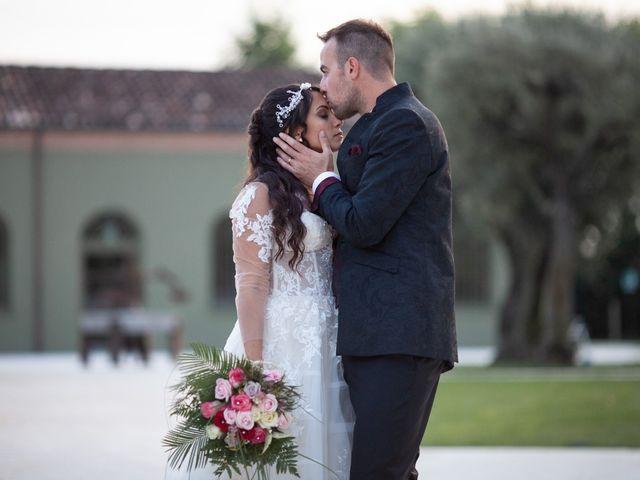 Il matrimonio di Fabio e Denise a Parma, Parma 285