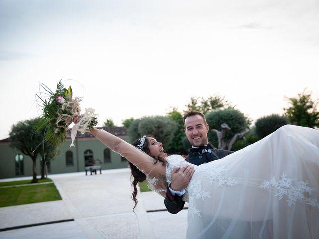 Il matrimonio di Fabio e Denise a Parma, Parma 290