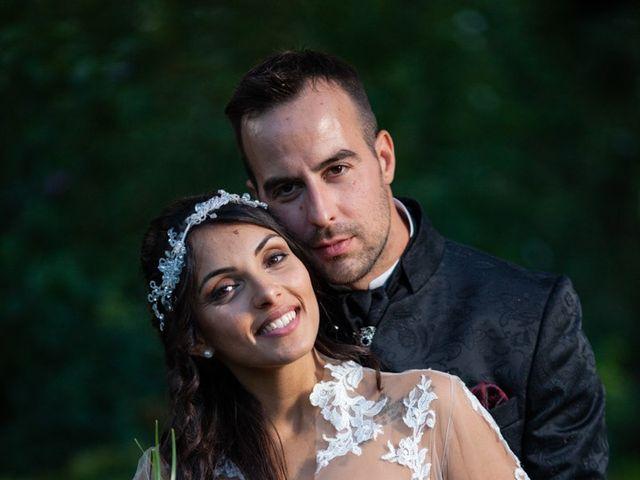 Il matrimonio di Fabio e Denise a Parma, Parma 293