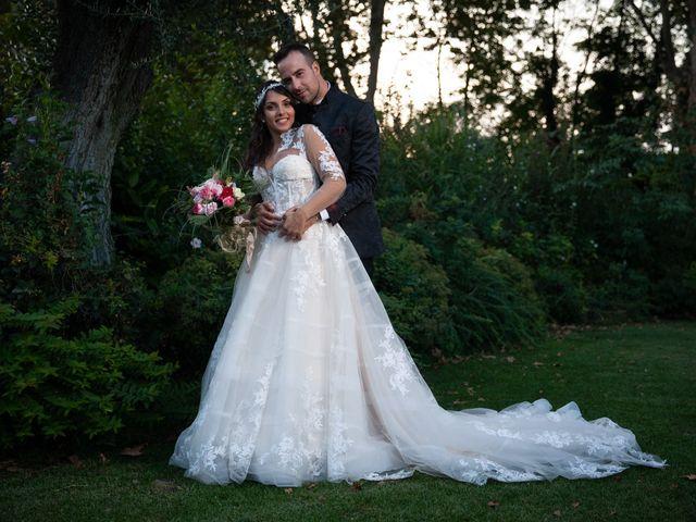 Il matrimonio di Fabio e Denise a Parma, Parma 294