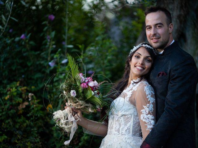 Il matrimonio di Fabio e Denise a Parma, Parma 296