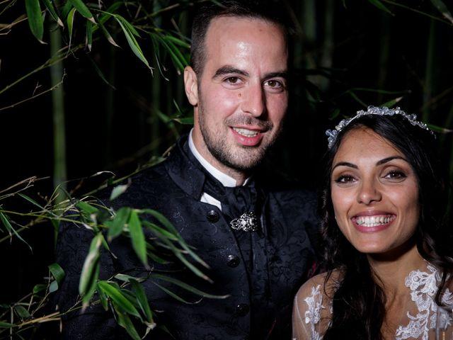 Il matrimonio di Fabio e Denise a Parma, Parma 309