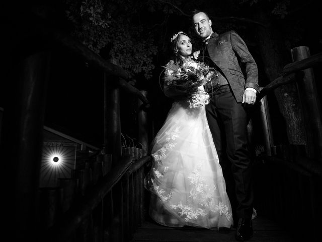 Il matrimonio di Fabio e Denise a Parma, Parma 322
