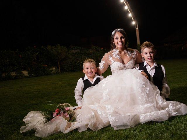 Il matrimonio di Fabio e Denise a Parma, Parma 332