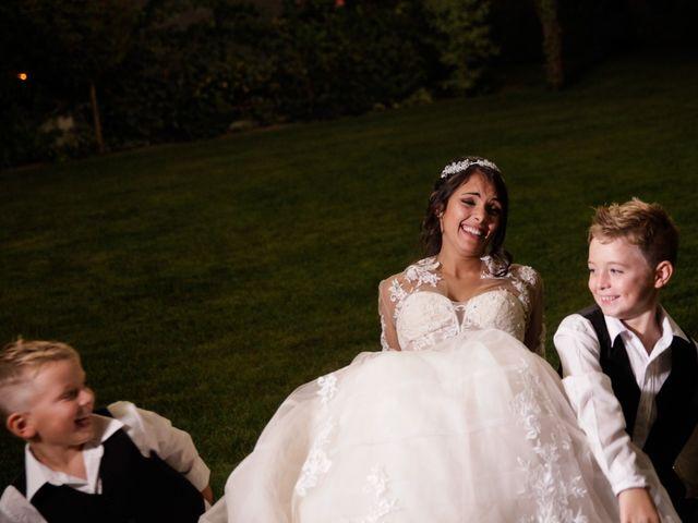 Il matrimonio di Fabio e Denise a Parma, Parma 333